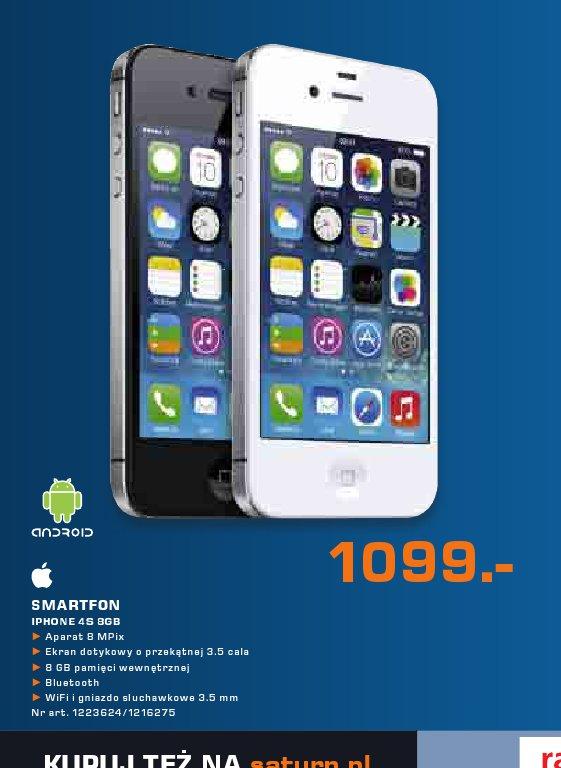 Apple SMART FON IPHONE 4S 8GB