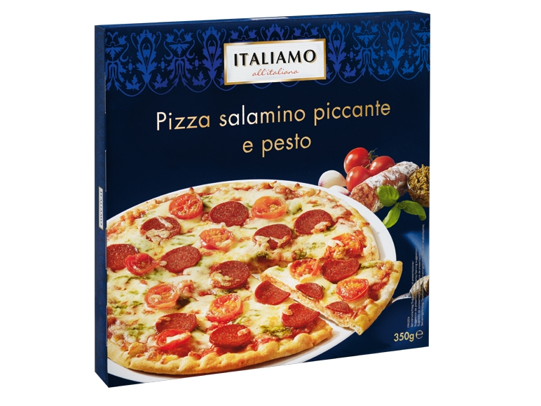 Pizza, 350 g
