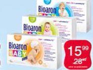 Bioaron Baby preparaty wspomagajće prawidłowy rozwój dzieci i niemowląt