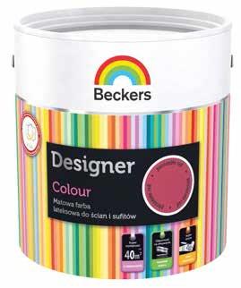 Farba lateksowa Designer Colour 2,5 l