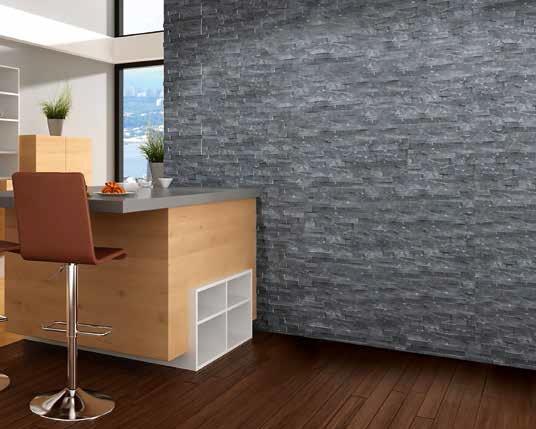 Kamienny panel dekoracyjny Deko Black