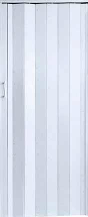 Drzwi harmonijkowe PCV Accordion