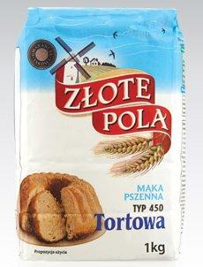 Mąka tortowa Złote Pola