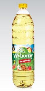 Olej rzepakowy Wyborny