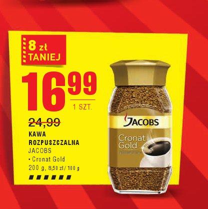 KAWA ROZPUSZCZALNA JACOBS • Cronat Gold