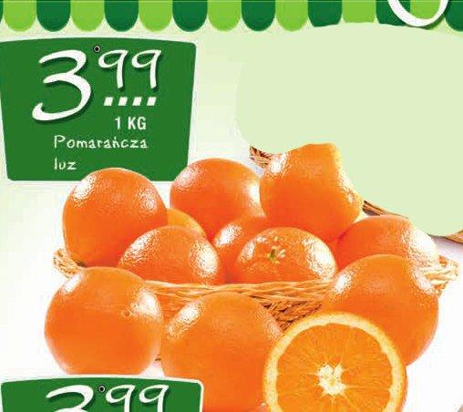 Pomarańcza luz