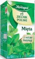 Herbata ziołowa Herbapol