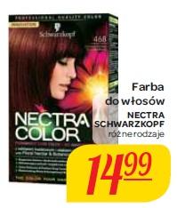 Farba do włosów Nectra Achwarzkopf