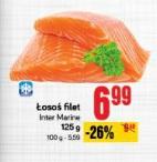 Łosoś filet Inter Marine