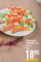 Galaretka Fresh&Fruity Wawel