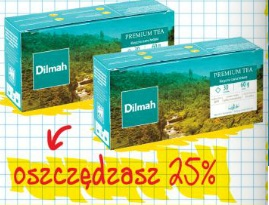 Herbata Dilmah czarna Gourmet Foods