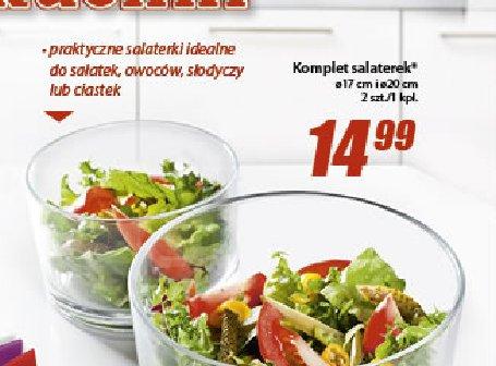 Komplet salaterek