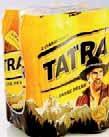 Piwo Tatra Pils 4 x 500 ml
