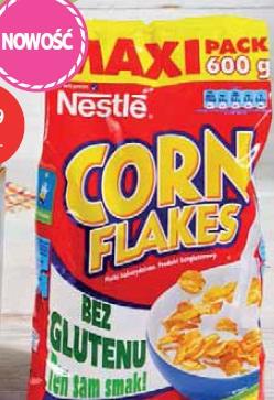 Płatki Corn Flakes 600 g