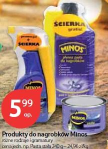 Produkty do nagrobków Minos