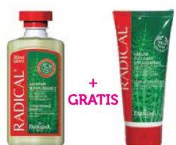 Radical szampon do włosów