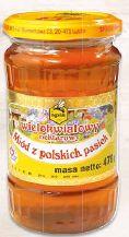 Miód z polskich pasiek