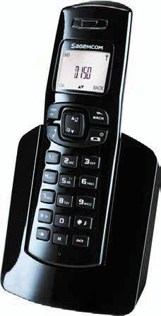 Sagemcom TELEFON DECT D150