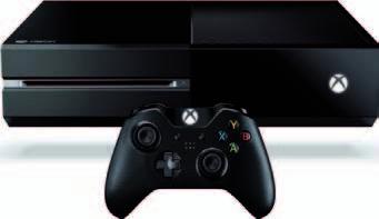 Xboxone KONSOLA XBOX ONE 500GB +3 GRY