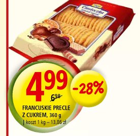 Francuskie Precle