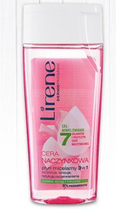 Płyn micelarny Cera Naczynkowa 3w1 Lirene, 200 ml