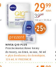 NIVEA Q10 PLUS Przeciwzmarszczkowe kremy do twarzy, na dzień, na noc,