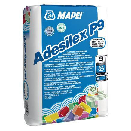 Zaprawa klejowa elastyczna Adesilex P9 biała