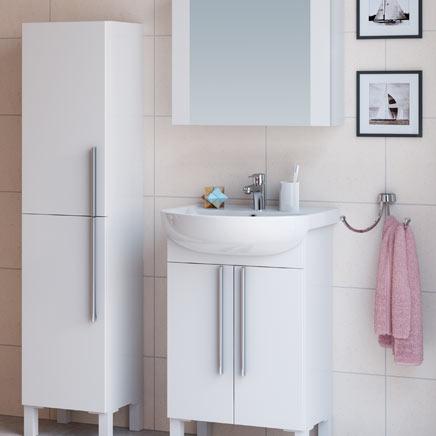 Zestaw mebli łazienkowych Arteca