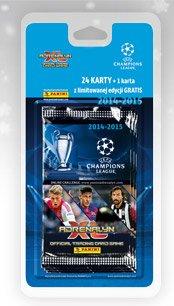 Karty piłkarskie UEFA Champions League 2014/2015® Adrenalyn XL™
