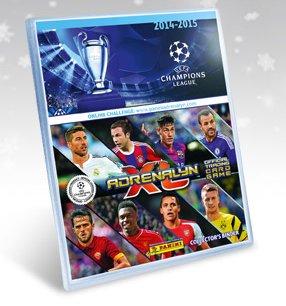 Klaser UEFA Champions League 2014/2015®_Adrenalyn XL™