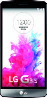 LG G3S Telefon komórkowy