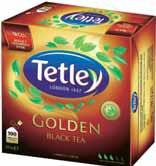 Herbata ekspresowa Tetley Golden