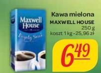 Kawa mielona Maxwell House
