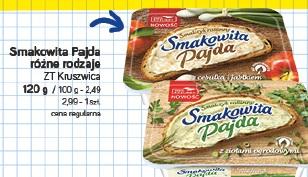 Smakowita Pajda różne rodzaje ZT Kruszwica