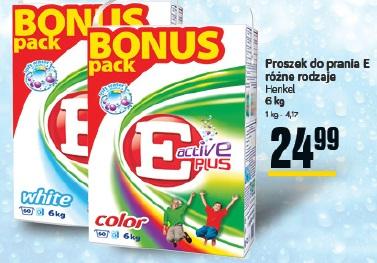 Proszek do prania E różne rodzaje Henkel