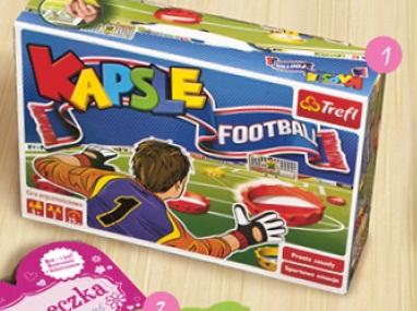 Gra Kapsle Football Trefl