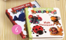 Seria Obrazki dla maluchów Olesiejuk