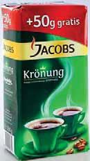 Kawa Jacobs Kronung 500 g + 50 g gratis