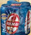Piwo Bosman Full 4 x 500 ml