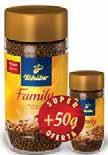Kawa Tchibo Family 200 g  + 50 g gratis