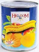 Brzoskwinie połówki Helcom 850 g