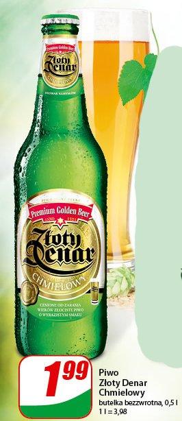 Piwo Złoty Denar