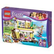 Klocki Friends Letni domek Stephana Lego