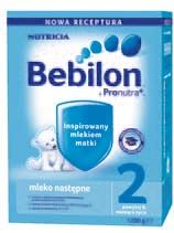 Mleko dla dzieci Bebilon