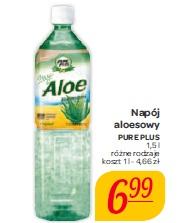 Napój aloesowy Pure Plus