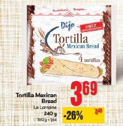 Tortilla Mexican
