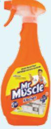 Mr Muscle płyn do czyszczenia