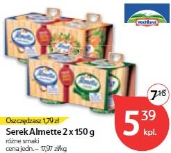 Serek Almette 2 x 150 g