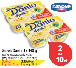 Serek Danio 4 x 140 g