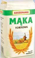 Mąka tortowa Szczepanki 1 kg